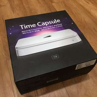 Apple AirPort TimeCapsule 1TB(A1355)