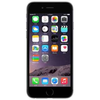 Apple i6.  (128G). 二手。女用機