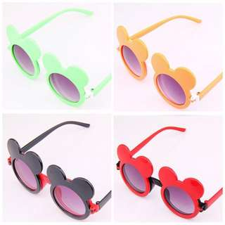 Mickey Sunglasses (UV Protection) For Kids
