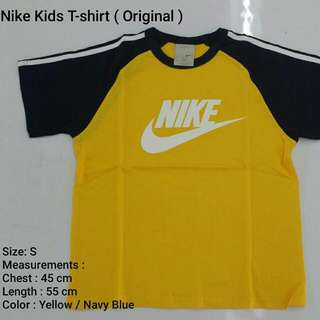 NIKE KIDS T-SHIRT  (ORIGINAL)