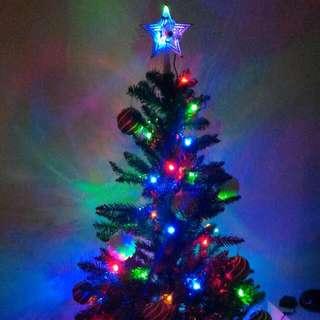 Christmas Tree Light 100lights 46ft