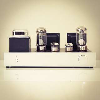 Classic KT88 Single Ended Amplifier
