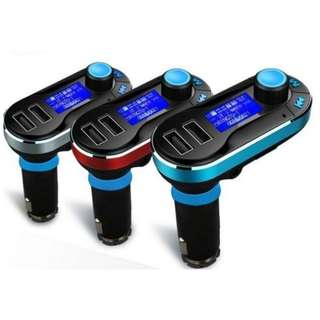 【世明3C】BT66 USB充電 插卡播放 車載MP3 車用充電器 車用MP3播放器 可插 Micro SD卡 隨身碟