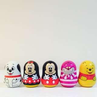 (待匯款)迪士尼 絕版 俄羅斯娃娃