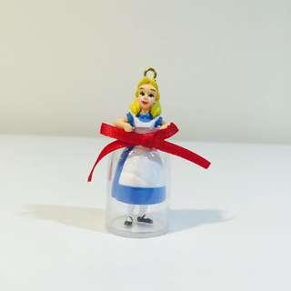 愛麗絲瓶中公仔