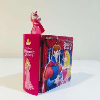 (待匯款)睡美人 書本造型糖果盒