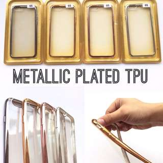 Metallic Plated IPhone 6 Case!