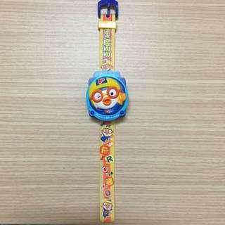 (韓國帶回) Pororo 手錶