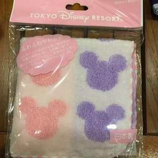 TOKYO Disney 毛巾