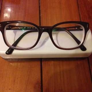 again b 眼鏡