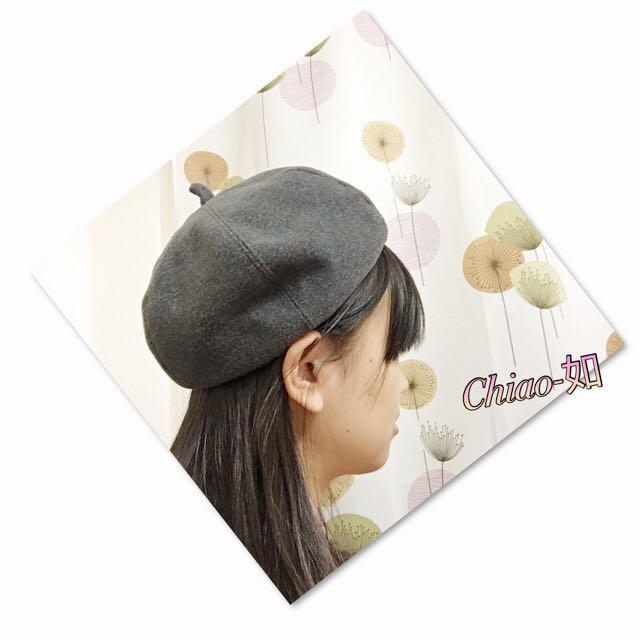 》👉貝蕾帽畫家帽👋