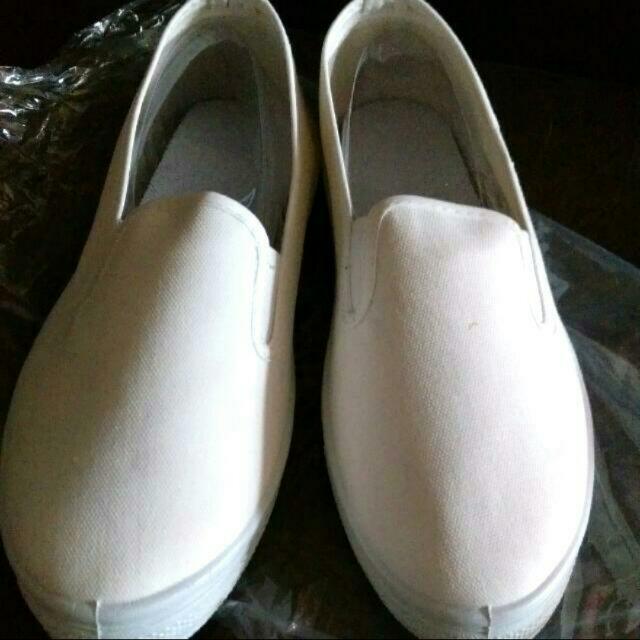 空白手繪鞋《富發牌》