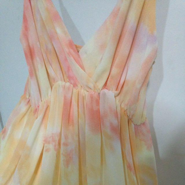渲染粉橘超美長洋