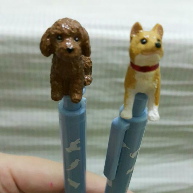 柴犬原子筆