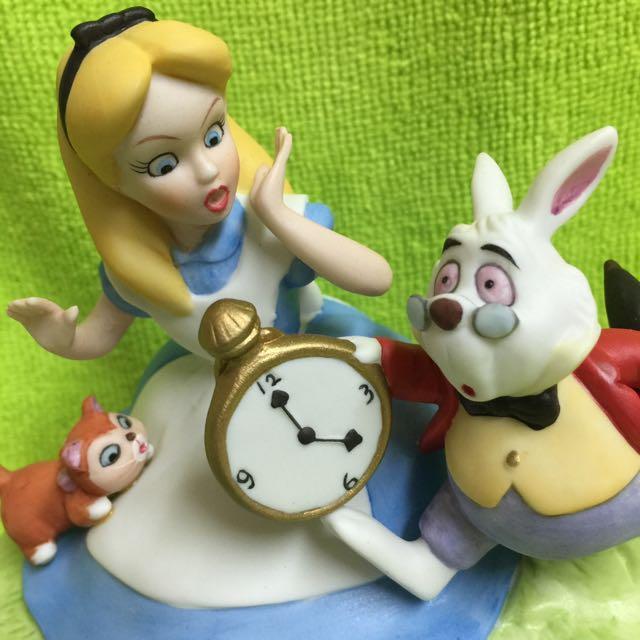 免運 陶瓷 愛麗絲夢遊仙境