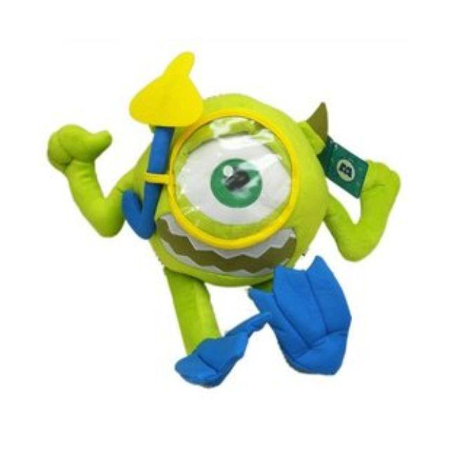 大眼仔 潛水造型  娃娃 全新 (全長45公分)  怪獸電力公司 怪獸大學 大眼怪 抱枕  全新