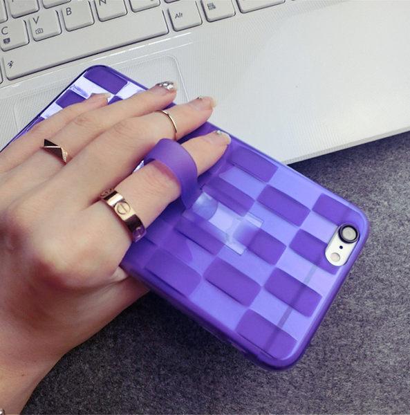 現貨 果凍支架 隱藏戒指環 可拉可隱藏 iPhone5 6s 6sPlus 手機殼