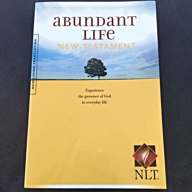 Abundant Life New Testament