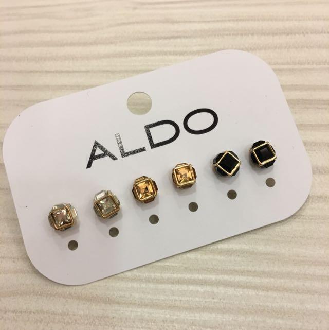 全新。ALDO。時尚耳環