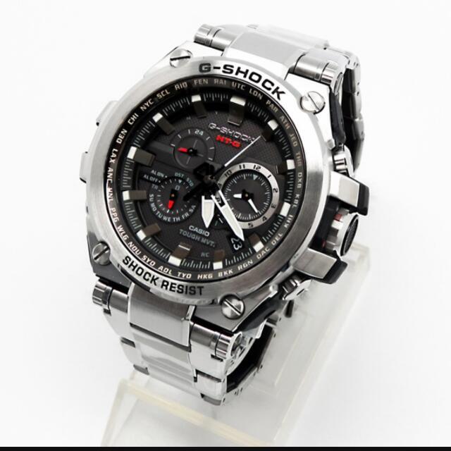 68bdb3aca Casio MT-G Metal Twisted G-Shock MTGS1000D-1A