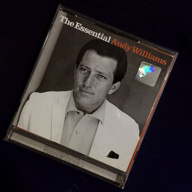 CD THE ESSENTIAL ANDY WILLIAMS.