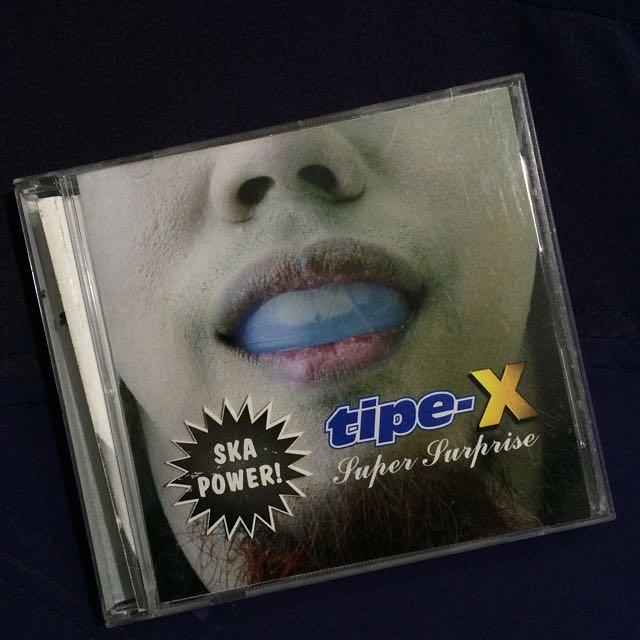 CD TIPE-X.