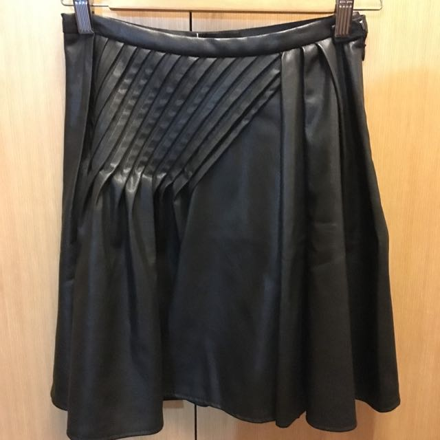 全新日本品牌ESTNATION皮裙