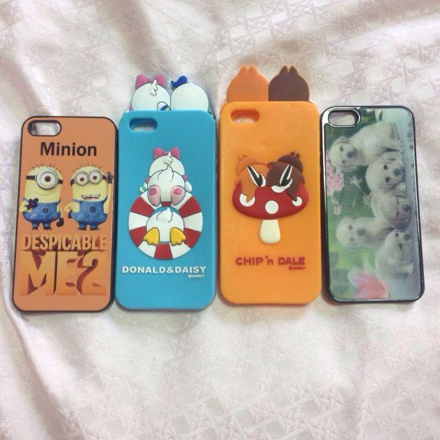 I Phone5 手機殼(免運)