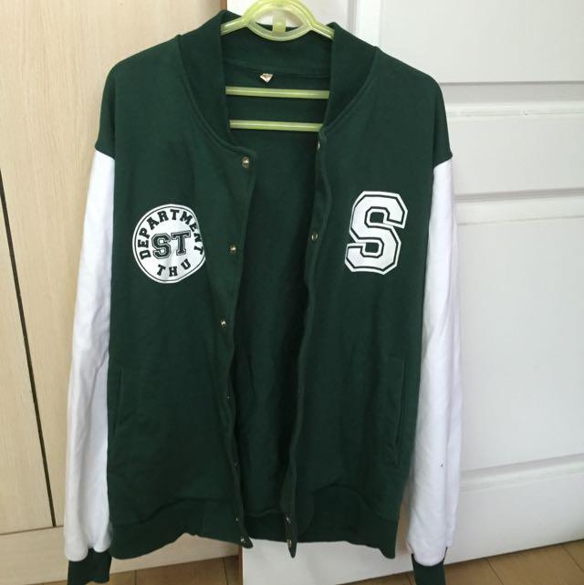 ⚾️全新男版棒球外套✨/L號