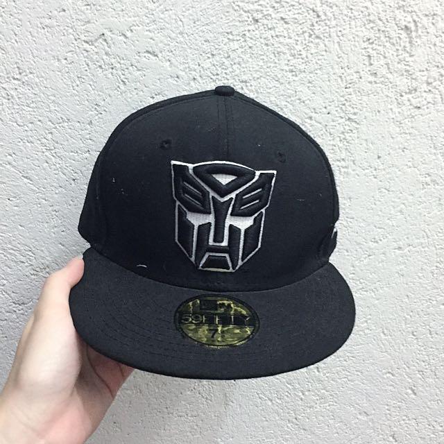 723d8043 New Era Transformers Cap