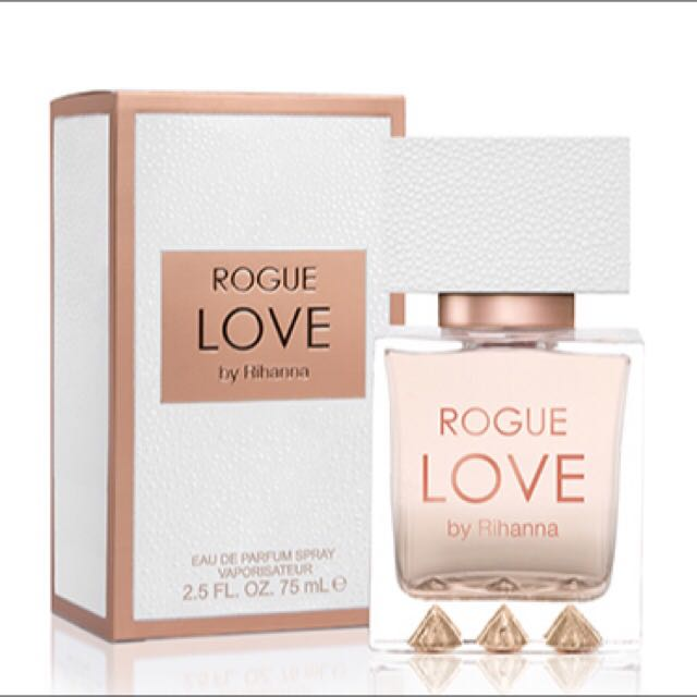ROGUE LOVE by Rihanna 女性狂放淡香精 75ml