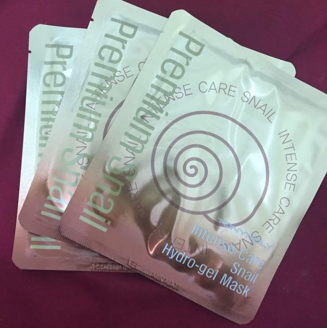TONYMOLY 逆轉時光青春面膜(INTENSE CARE SYN-AKE Hydro-gel2) 三片賣