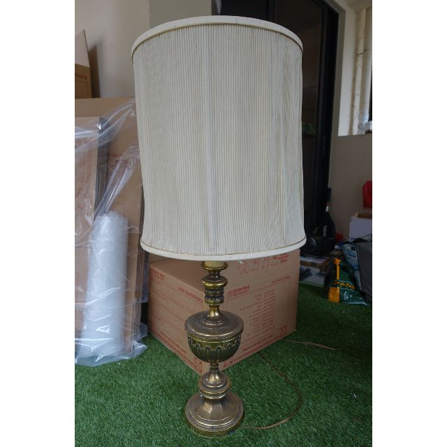 Antique vintage lamp