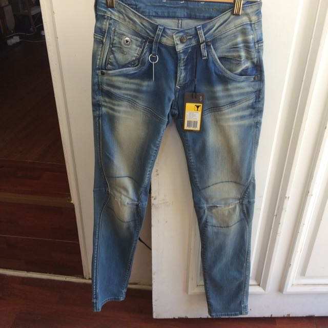 Womens Authentic Gstar Jeans