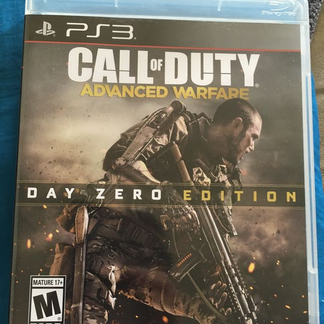WTS: Call Of Duty Advanced Warfare For PS3