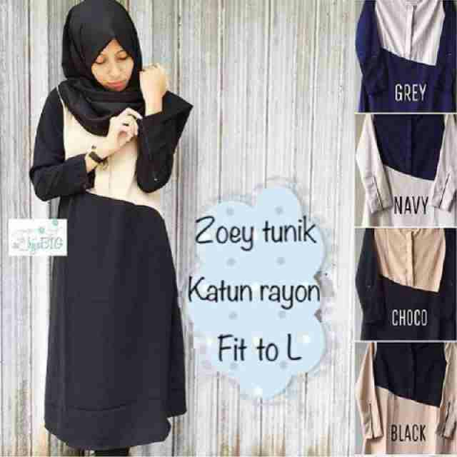 Zoey tunic