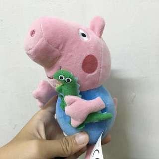 填充玩具 娃娃 佩佩豬