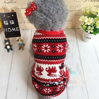 聖誕~春秋季針織衫背心