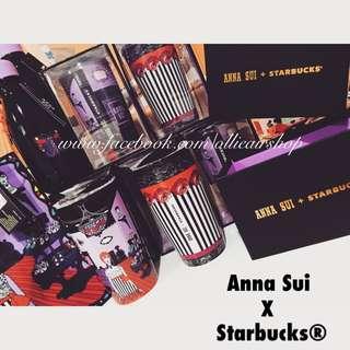 Anna Sui X starbucks®