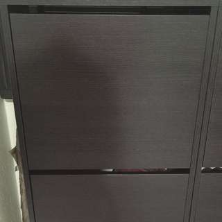 3 Tiered Shoe Cabinet