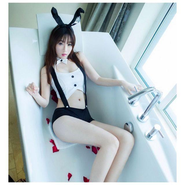 1202 角色扮演/性感睡衣/ 兔兔裝 可愛 俏皮