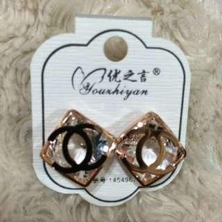 小香風 耳環