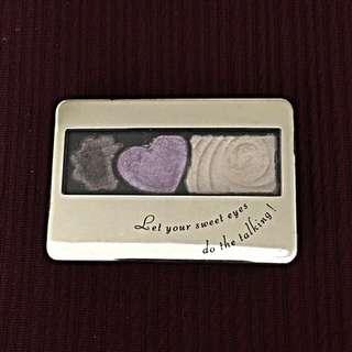 Integrate 紫色系列眼影