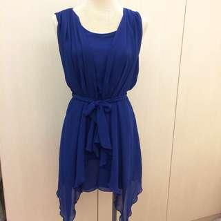 寶藍色洋裝💙