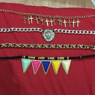 時尚造型項鍊