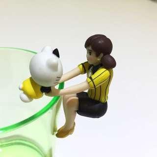 杯緣子 Kitty系列產品 棒球裝