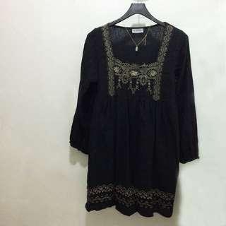 ✨🌾波西米亞風洋裝 (不含運)
