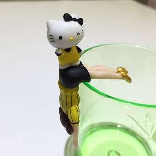 杯緣子 Kitty 系列 棒球裝