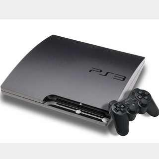 PS3 SLIM 120GB Sony Playstation