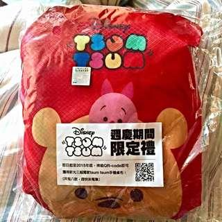 🚚 Disney Tsum Tsum 摺疊後背包